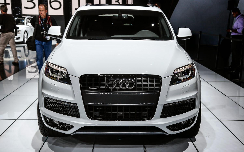 Audi Q7 2014 | Le Blog De Style Car.com