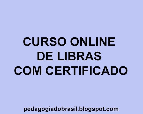 Pedagogia brasil curso online de libras for Curso de interiorismo online