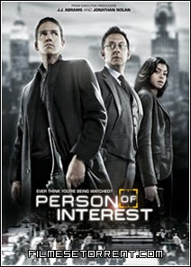Person of Interest 1 Temporada Torrent HDTV