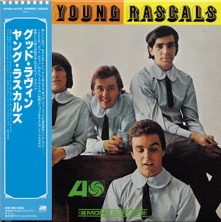 THE YOUNG RASCALS - YOUNG RASCALS (ATLANTIC 1966) Jap mastering cardboard sleeve mono+stereo