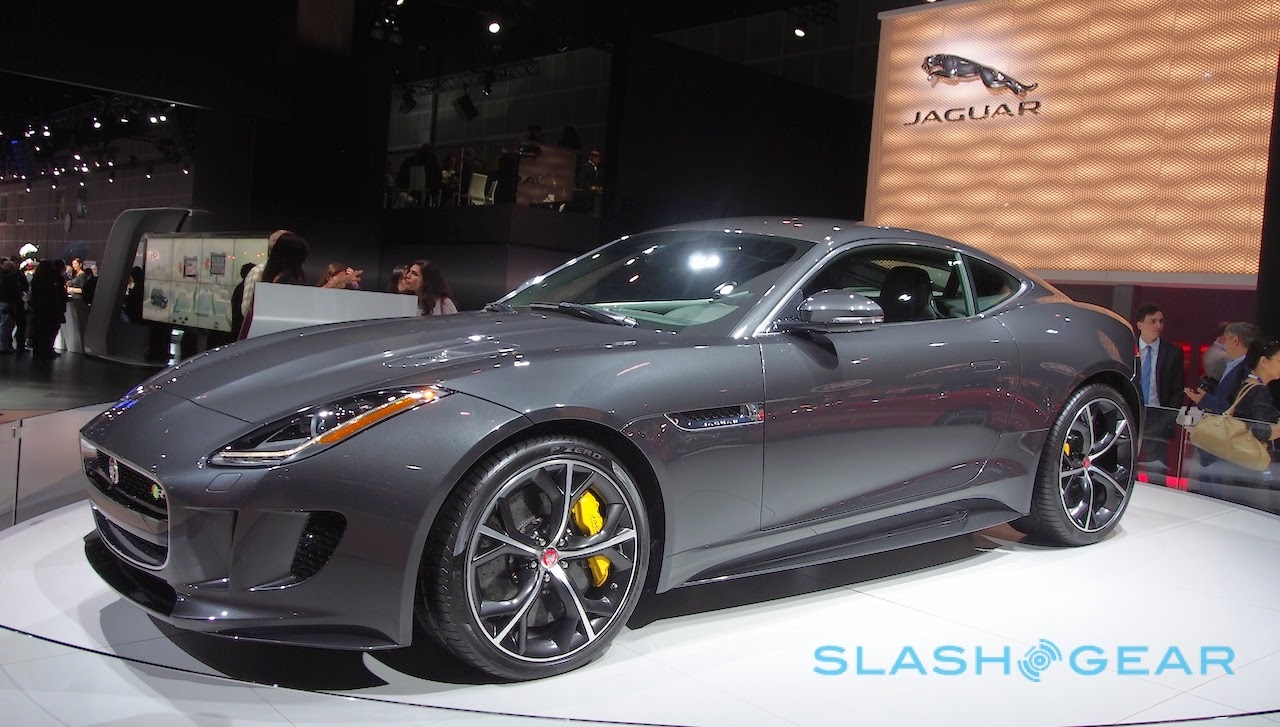 2016 Jaguar F-Type Coupe Concept