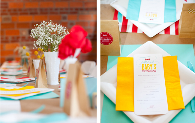 modern wedding blog real event emily b 39 s baby shower columbus ohio