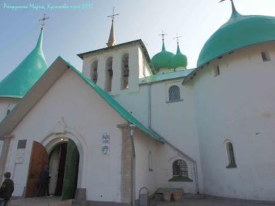 Куликово Поле 2015 храм Сергия Радонежского