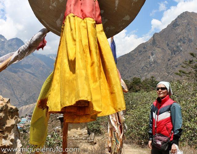 Tengboche-santuarios-montañas