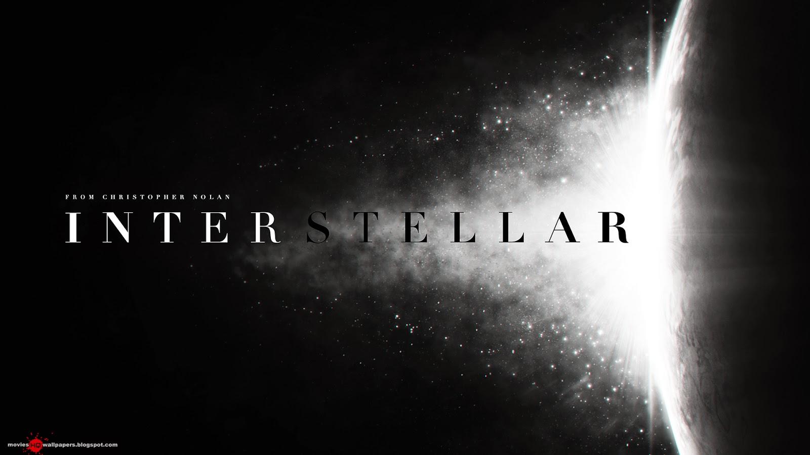 Interstellar movie wallpaper