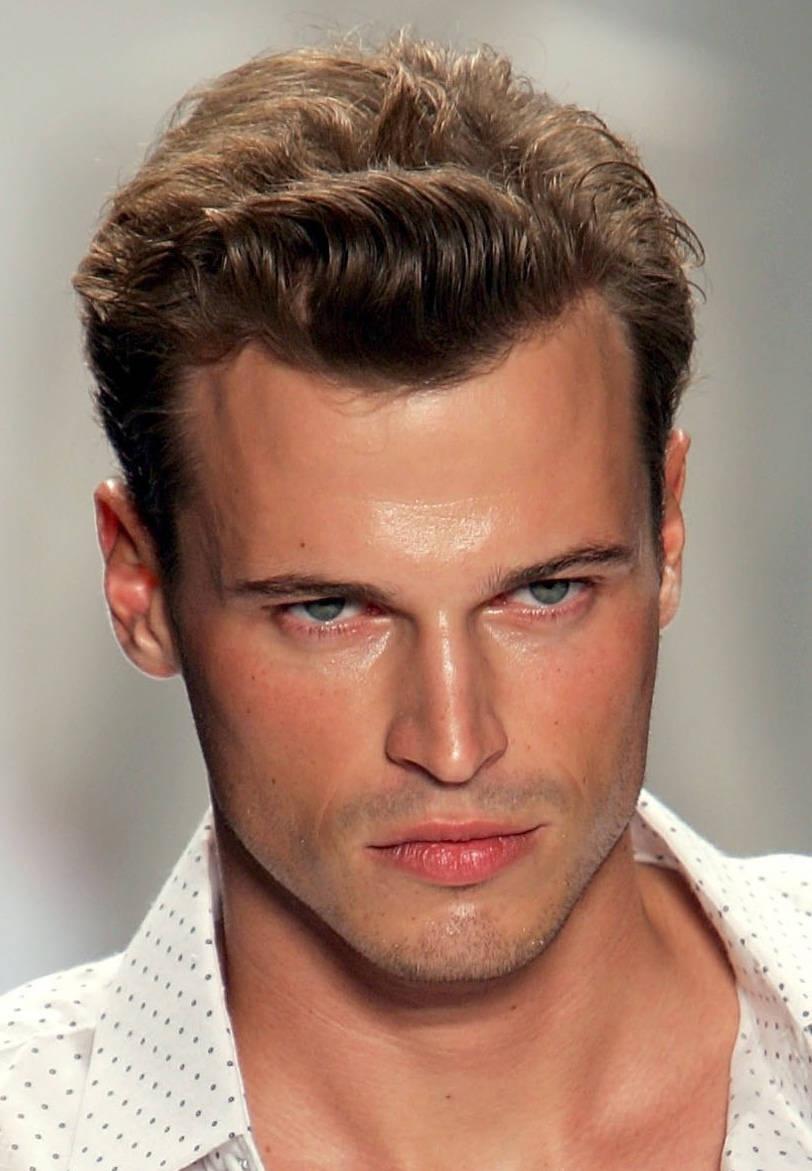 Hombres Peinados de famosos en HappyHair - Peinados Famosos Para Hombres