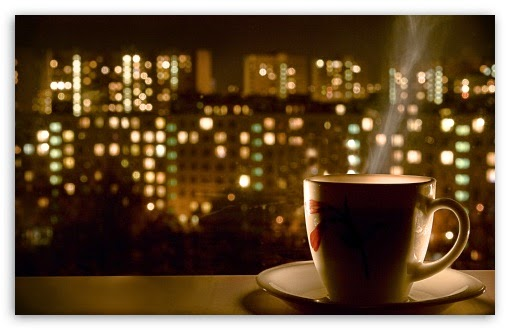 Coffee by night