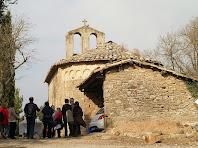 L'ermita de Sant Genís Sadevesa