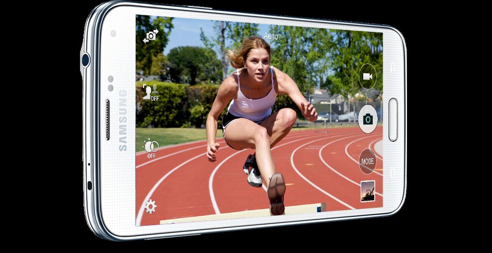 Come visualizzare percentuale batteria Samsung Galaxy S5 sullo schermo in alto