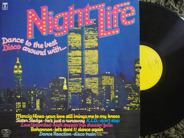 Nightlife - Dance To The Best,Disco Around With... on Common Wealth Records / K-Tel 1982