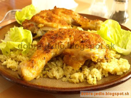Chrumkavé kurča - recepty