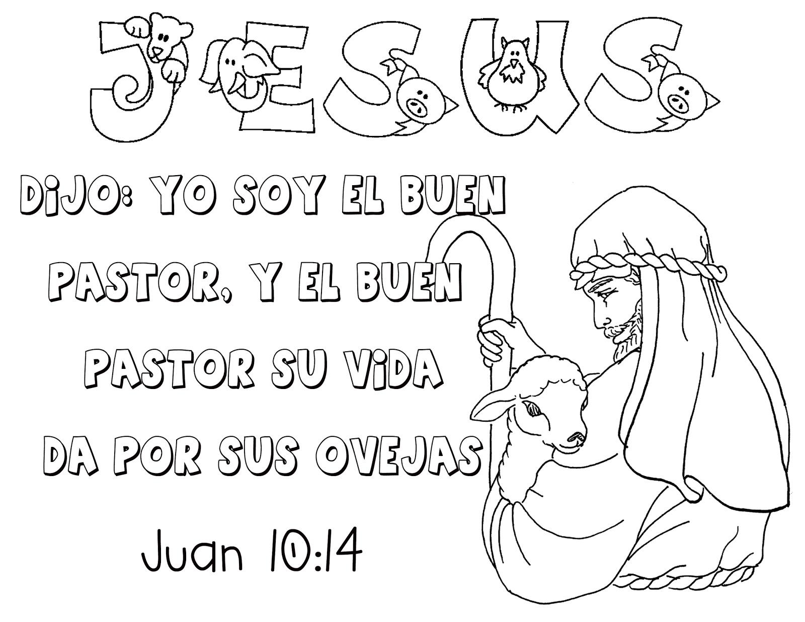 Excelente Páginas Bíblicas Para Colorear Para Niños Pequeños Imagen ...