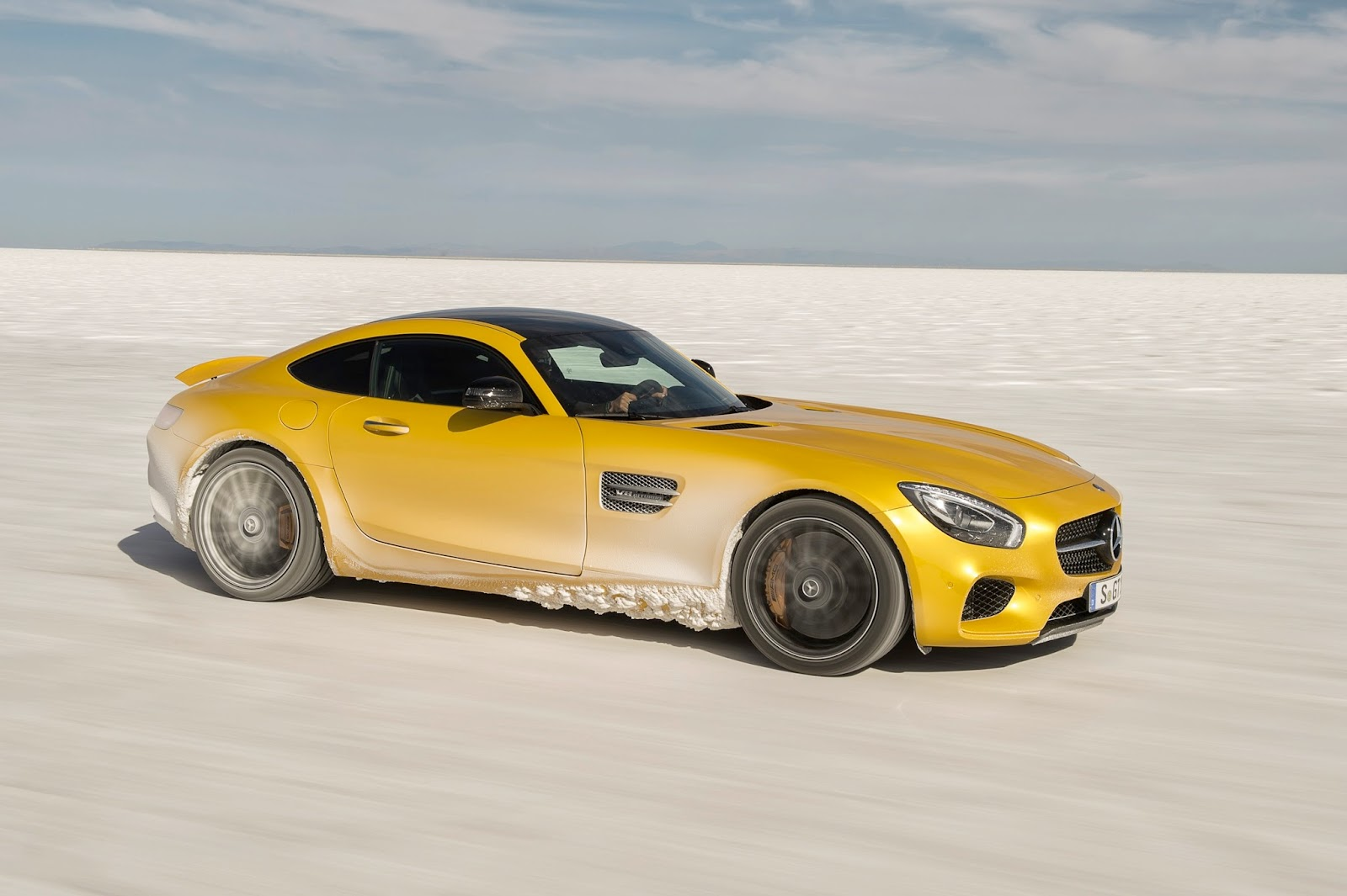 Mercedes AMG GT is Unfortunately Cool