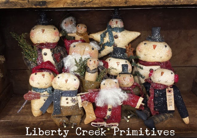 Liberty Creek Primitives
