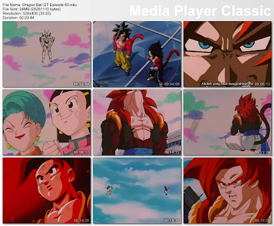 Download Film / Anime Dragon Ball GT Episode 60 Bahasa Indonesia