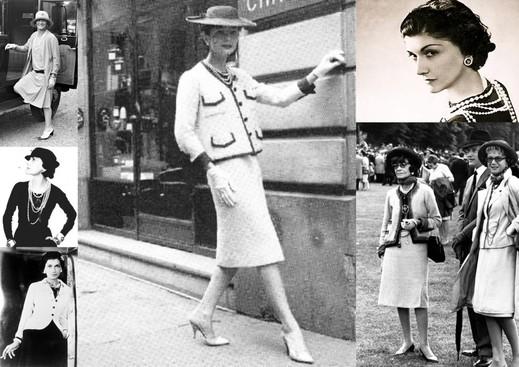 Fashion Ney York Paris Kleid
