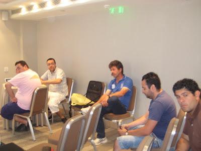 Συνέντευξη Τύπου ΠΑΕ ΡΟΥΒΑΣ - ΝΕΡΑ ΡΟΥΒΑΣ Press Conference Season 2011/12 Football League2 Greece Crete