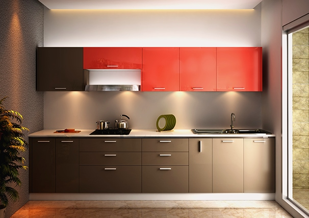 The Log Of Small Things Team Godrej Interio Design My Kitchen Please Homecanvas