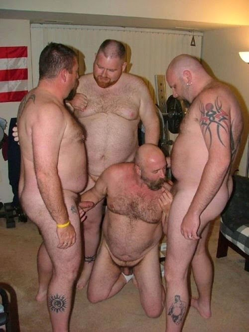 Chub chaser orgy club chicago with