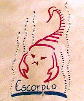 El temperamental y acuático signo de Escorpio