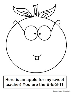 Apples Coloring Page
