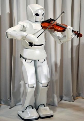 Violin Robot