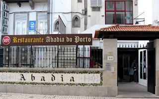 Restaurante Abadia Porto Portugal Europe por Joao Pires