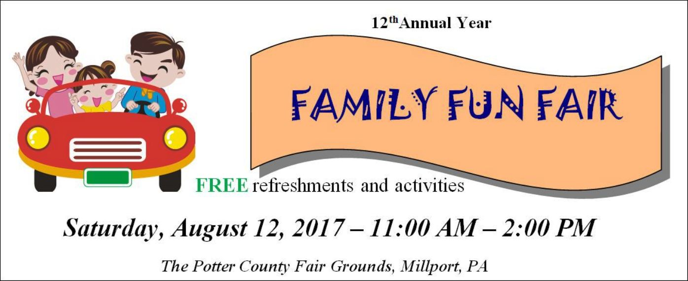 Potter County Family Fun Fair