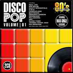 80s Revolution Disco Pop Volume 1 CD 1 – 2012