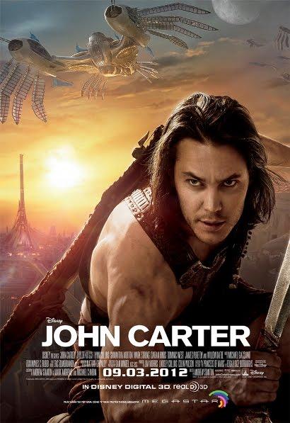 Người Hùng Sao Hỏa (2012) Full ... - John Carter