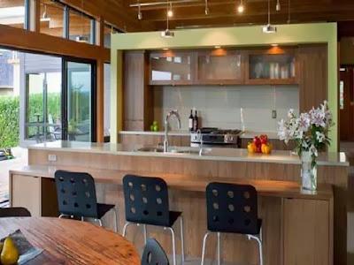 Desain Dapur Minimalis 2014