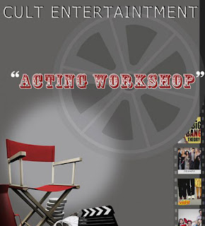 Acting Workshop-Theatre, TV And Films at Golden Bead