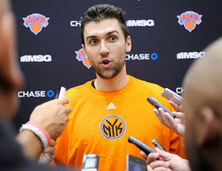 andrea, bargnani, new york, knicks, nba, basketball, press, conference