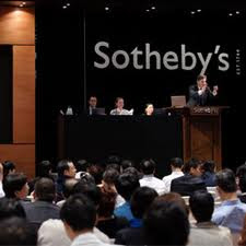 Auction Calendar @ Sotheby's