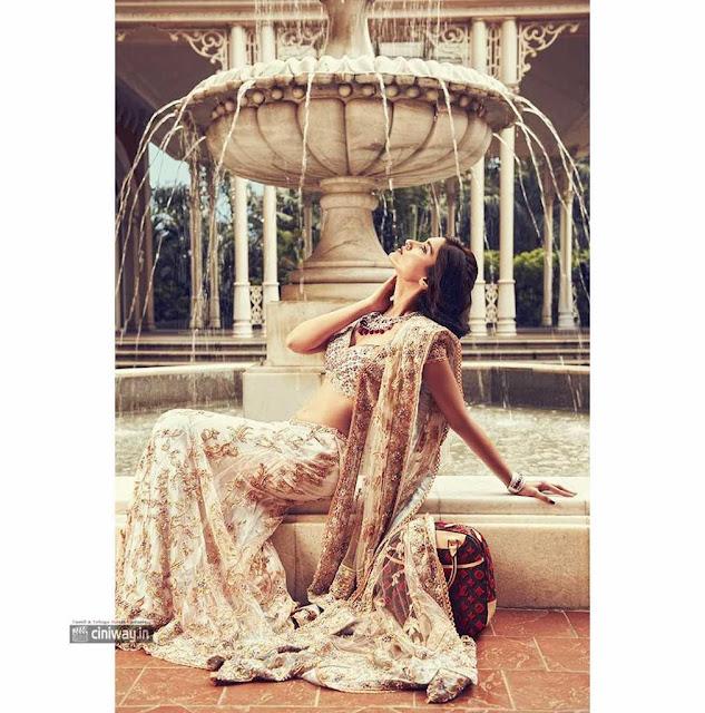 Ileana Photoshoot for Verve Magazine
