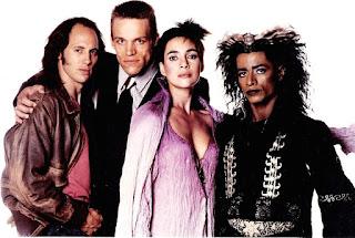 Julie Carmen Jon Gries Fright Night II (1988)