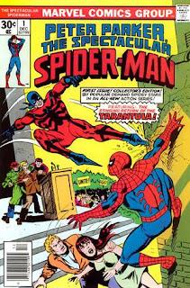 Spectacular Spiderman Comics