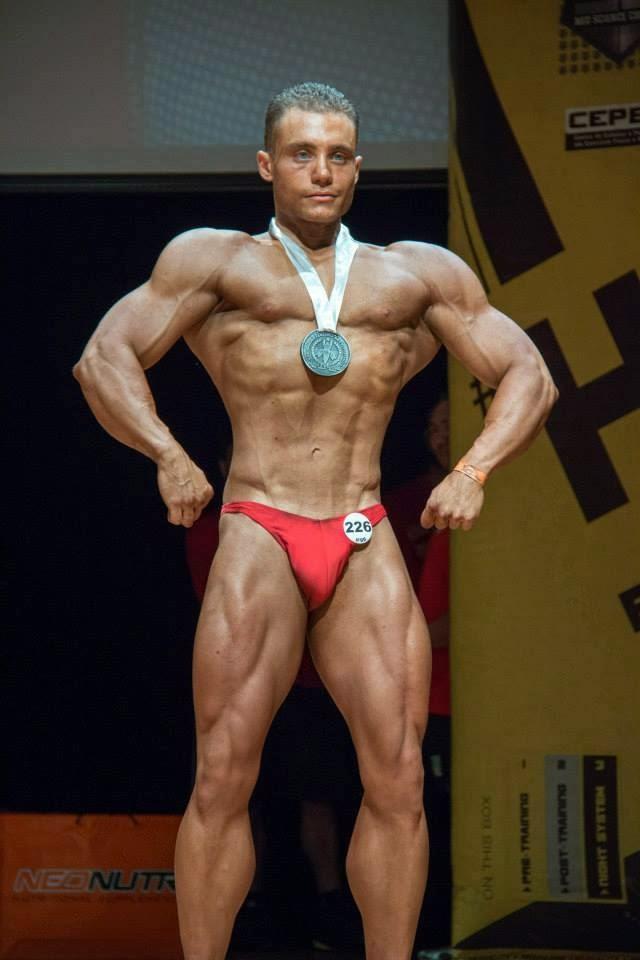 Rodrigo Peixoto levou a medalha de quinto lugar na categoria Sênior até 75kg. Foto: Ismael Toledo