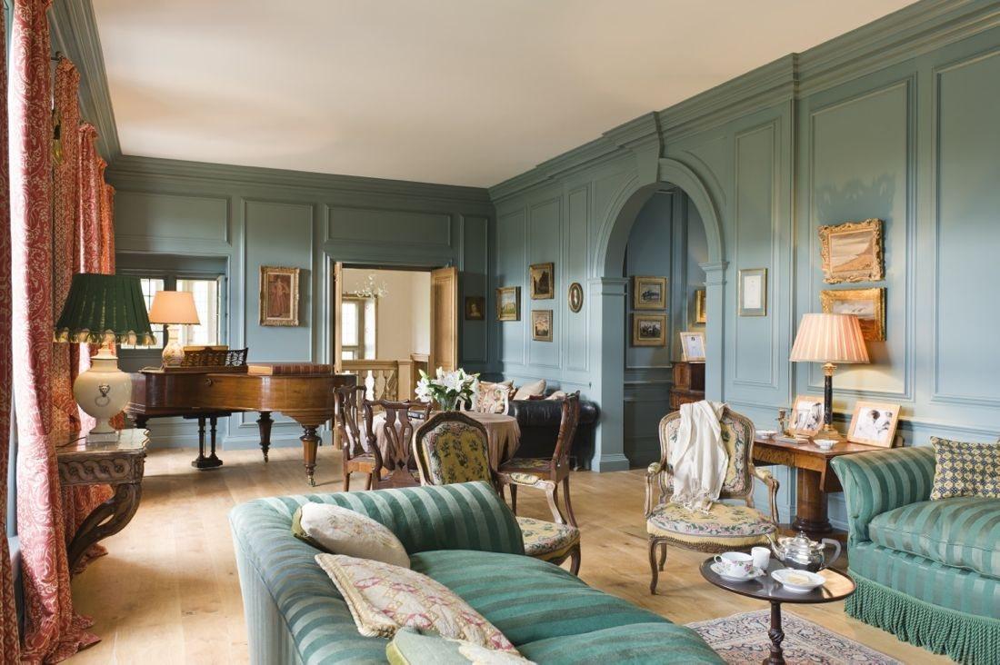 Una casa deliciosa en la campi a inglesa delicious country house - Imagenes de casas inglesas ...