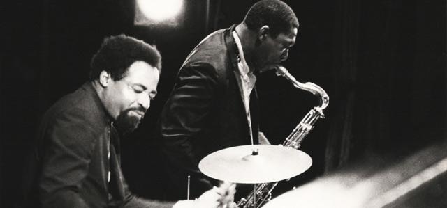 Coltrane & Ali