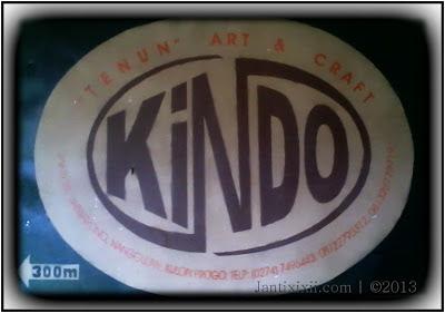 Kindo Craft Nanggulan Kulon Progo