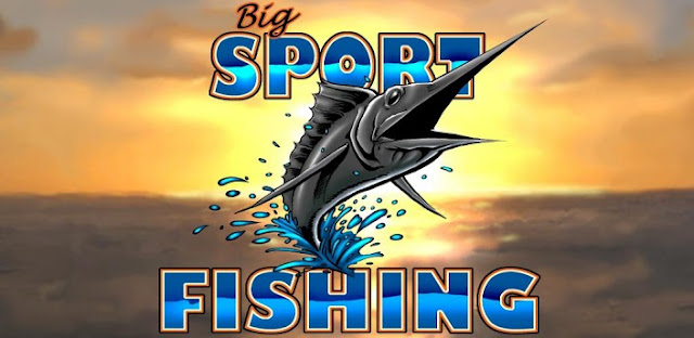 Big Sport Fishing 3D Apk v1.72 Full