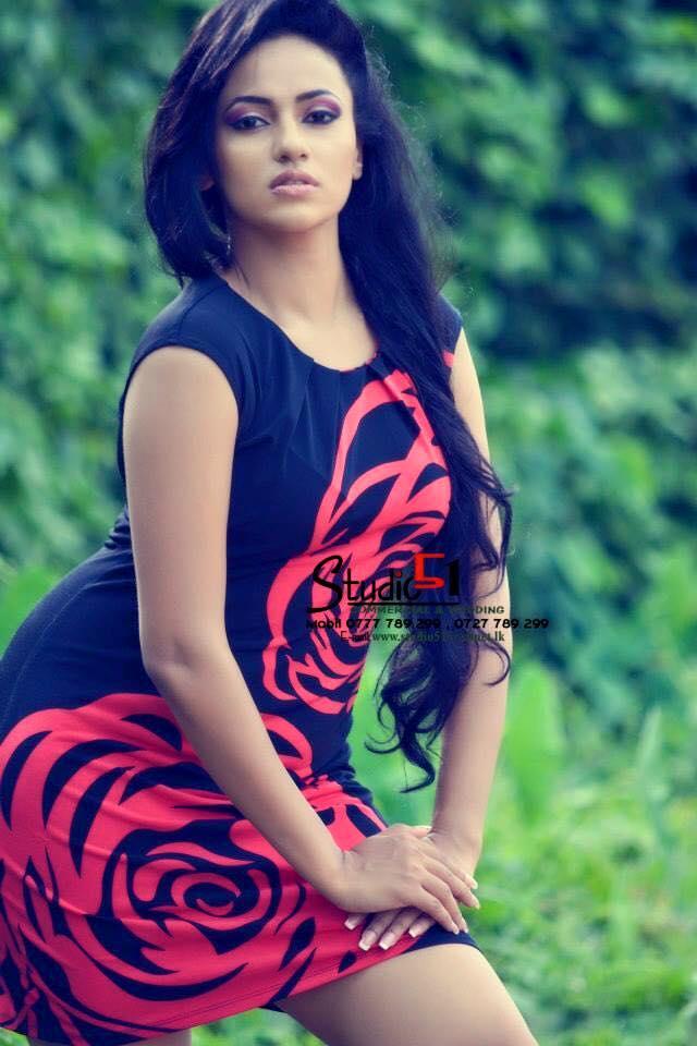 Sri Lankan Actress: Udari Warnakulasooriya