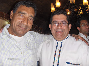 Prof. William Martinez y Prof. Eliú Cardozo