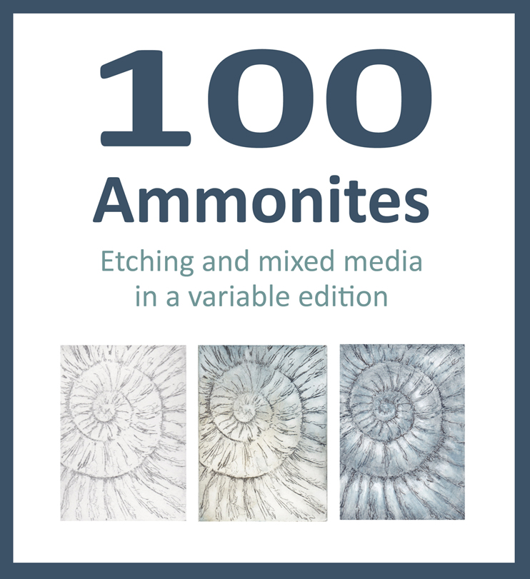 100 Ammonites Virtual Exhibition
