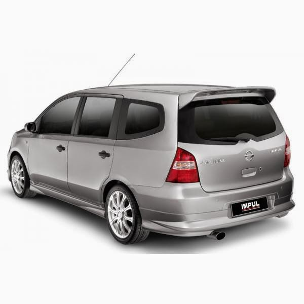 add on Nissan Grand Livina Impul 1
