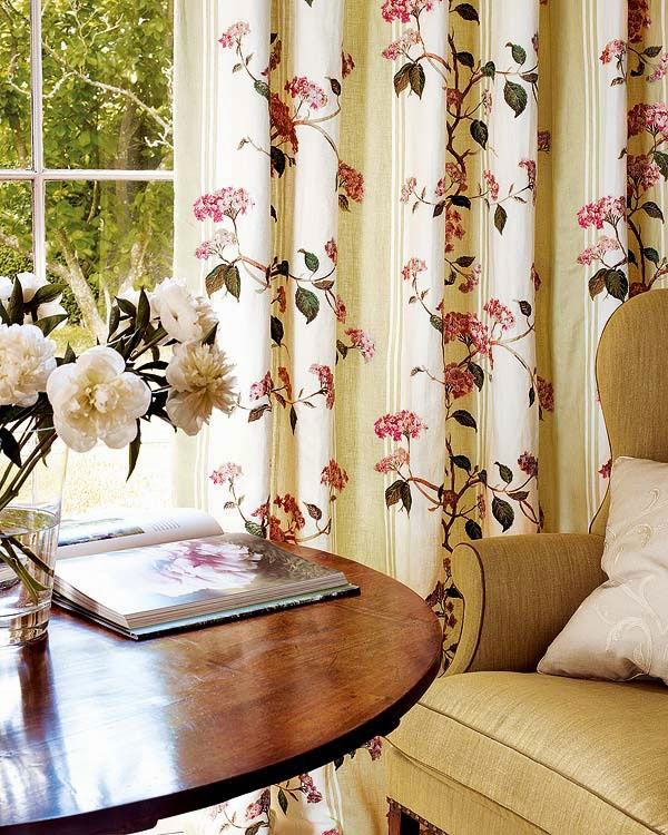 Modern Curtains Designs For Living Room 2015