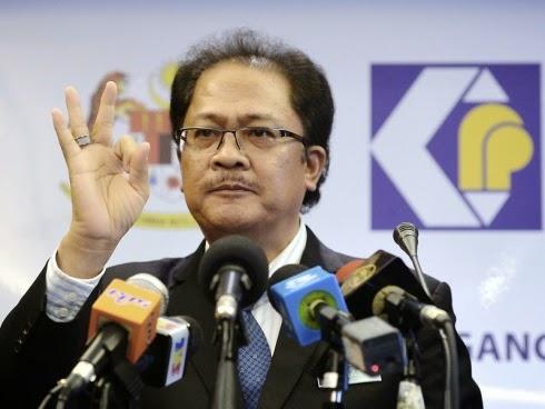 Caj perkhidmatan tidak lagi relevan Datuk Seri Alias Ahmad