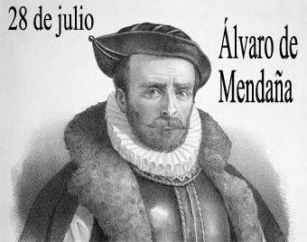 Navegantes, Álvaro de Mendaña.
