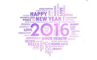 DP BBM Unik Selamat Tahun Baru 2016 2